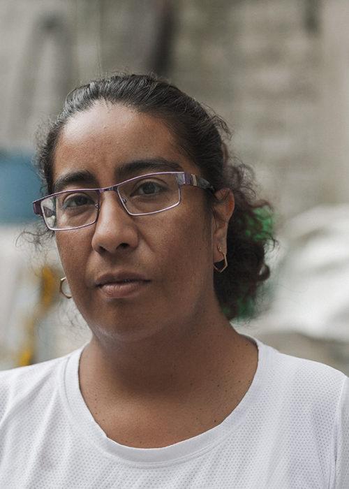 Martha del Pilar Romo Telesforo